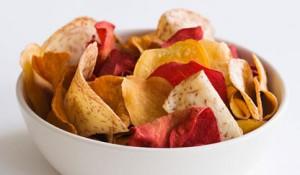 Veggie Chips As A Healthy Paleo Diet Snack Idea